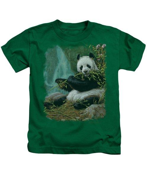 Wildlife - Citizen Of Heaven On Earth Kids T-Shirt