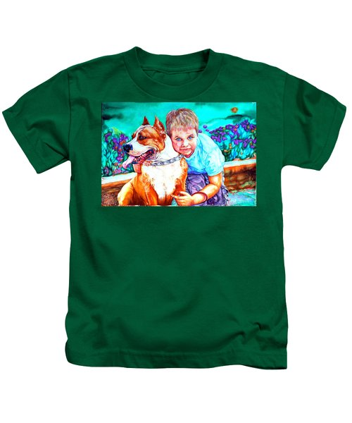 Zac And Zuzu Kids T-Shirt