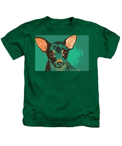 Chihuahua Kids T-Shirt