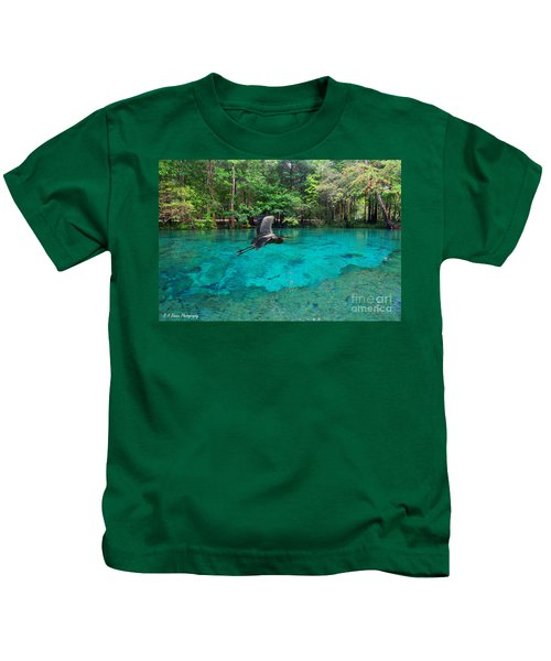 Ginnie Springs Kids T-Shirt