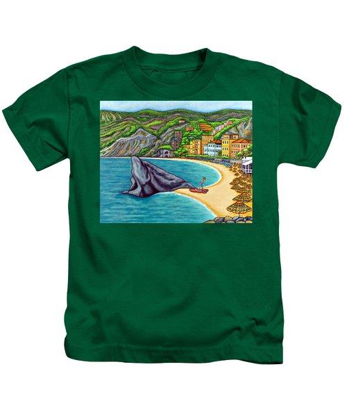 Colours Of Monterosso Kids T-Shirt