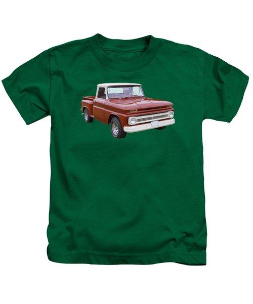 1965 Chevrolet Pickup Truck Kids T-Shirt
