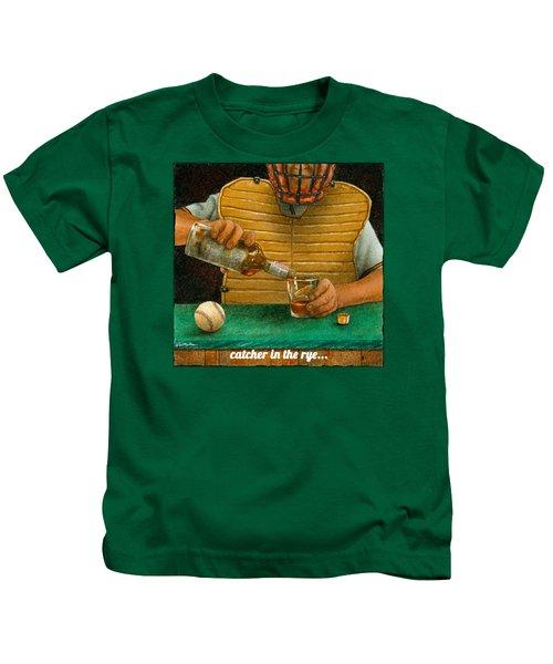 Catcher In The Rye... Kids T-Shirt