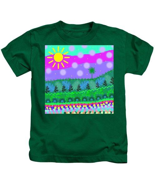 A Little Whimsy Kids T-Shirt