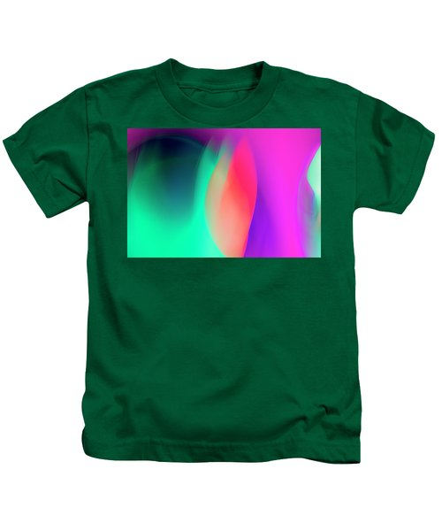 Abstract No. 6 Kids T-Shirt