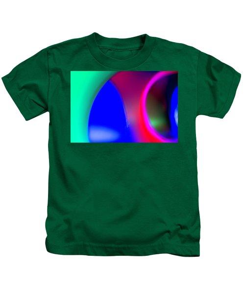 Abstract No. 9 Kids T-Shirt
