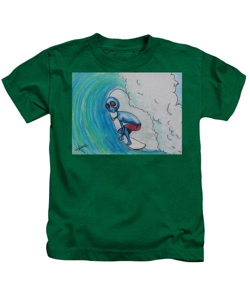 Alien Tube Kids T-Shirt