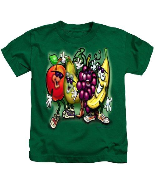 Fruits Kids T-Shirt