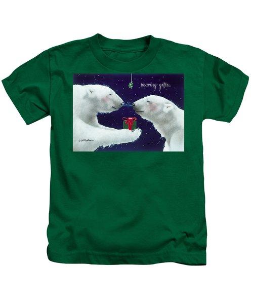 Bearing Gifts Kids T-Shirt
