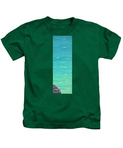 Calm Reflections II Kids T-Shirt