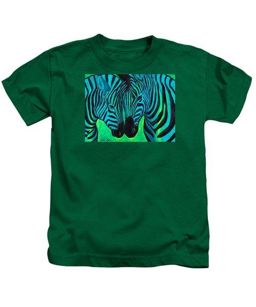 Changing Stripes Kids T-Shirt
