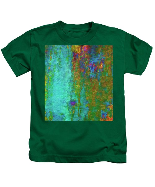Color Abstraction Lxvii Kids T-Shirt