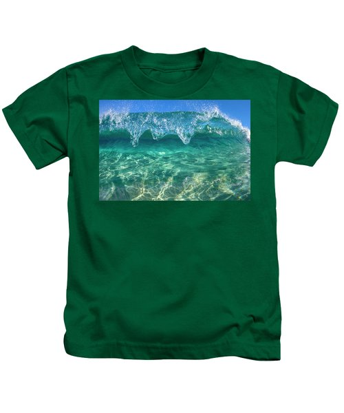 Crystal Clam Kids T-Shirt