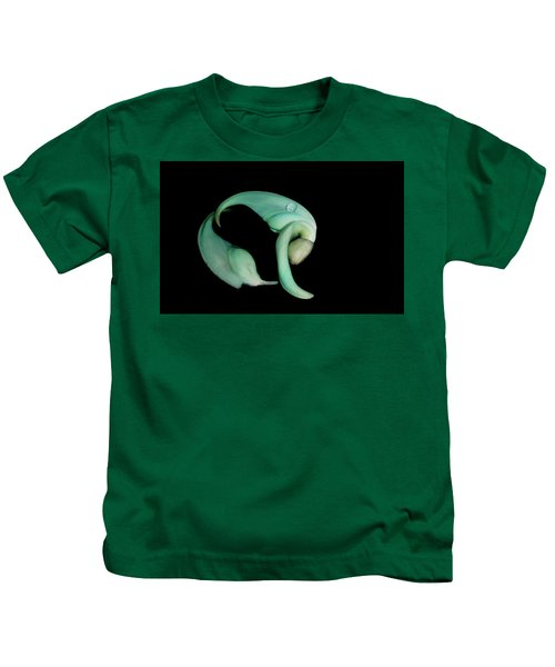 Curled Together Kids T-Shirt