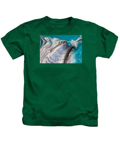 Dreams Like Ocean Kids T-Shirt