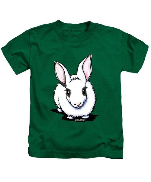 Dwarf Hotot Bunny Rabbit Kids T-Shirt