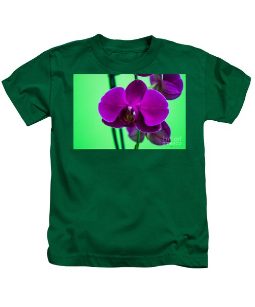 Exposed Orchid Kids T-Shirt