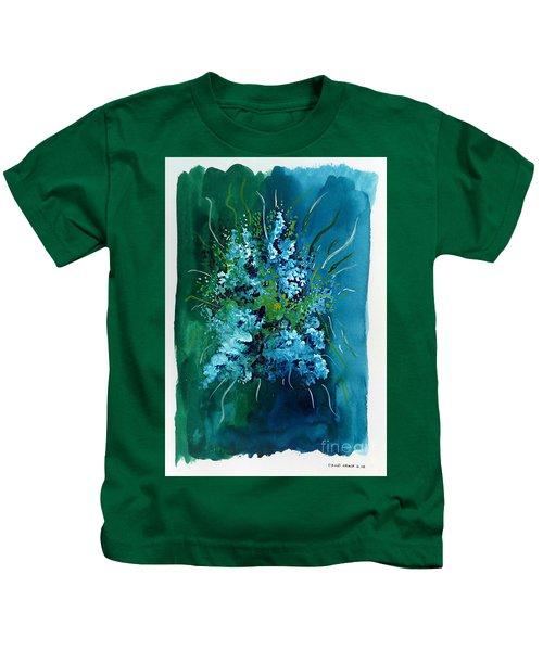 Floral 6 Kids T-Shirt