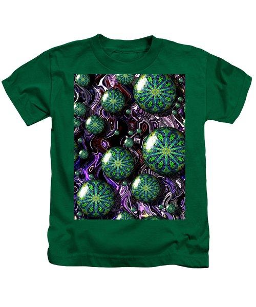 Fractal Abstract 7816.5 Kids T-Shirt