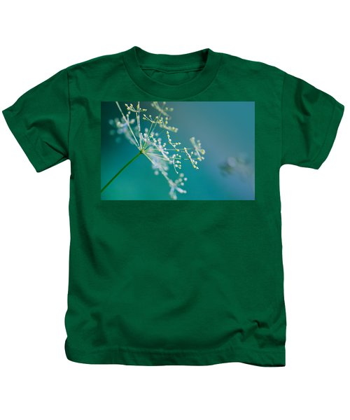 Fragile Dill Umbels Kids T-Shirt