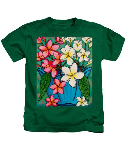 Frangipani Sawadee Kids T-Shirt