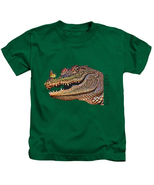 Gator Smile Kids T-Shirt