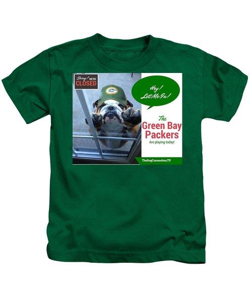 Green Bay Packers Kids T-Shirt