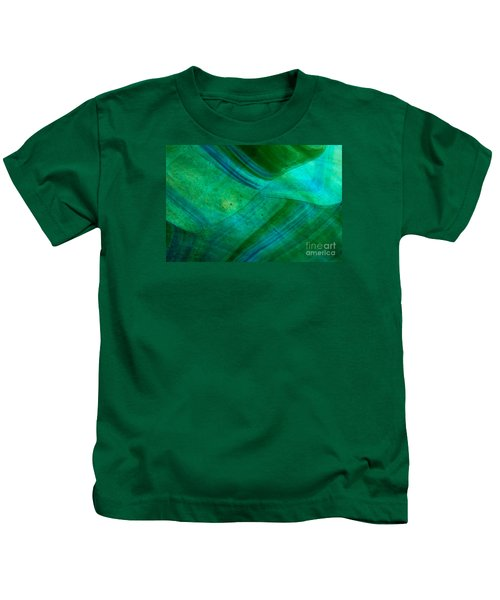 Green Wave Kids T-Shirt