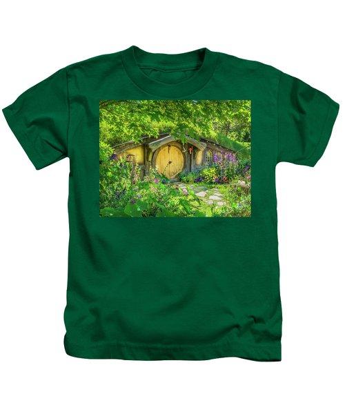 Hobbit Cottage Kids T-Shirt