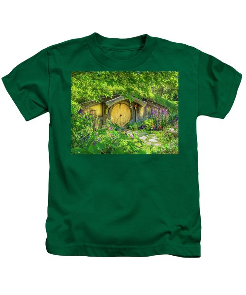 Hobbit Cottage Kids T-Shirt