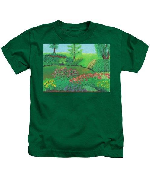 Jardin De Juillet Kids T-Shirt