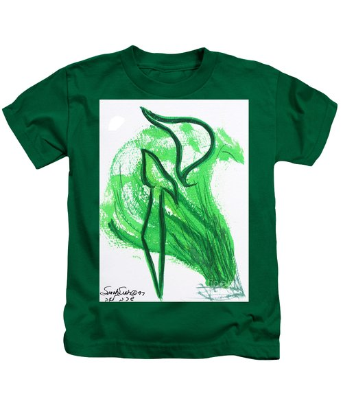 Kuf In The Reeds Kids T-Shirt
