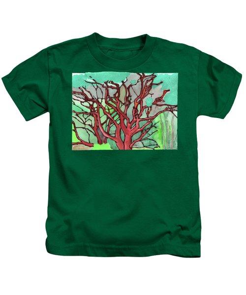 Manzanita Magnificence Kids T-Shirt