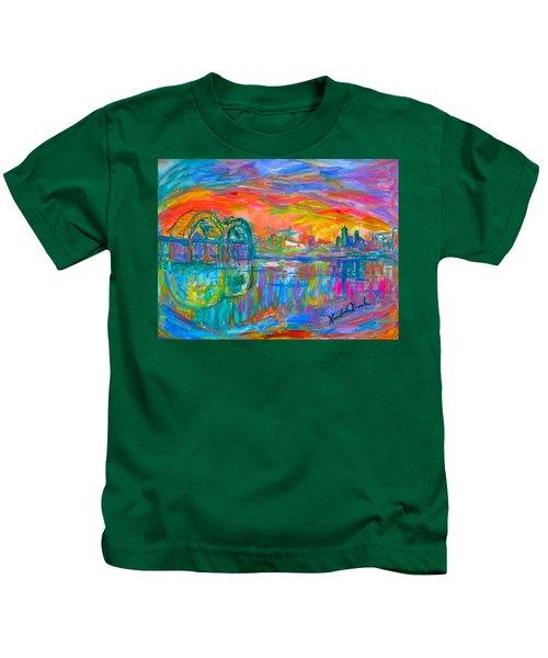 Memphis Spin Kids T-Shirt