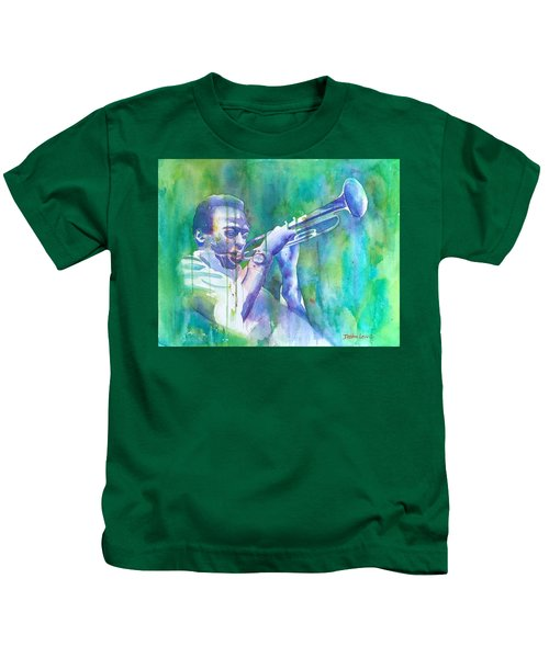 Miles Is Cool Kids T-Shirt