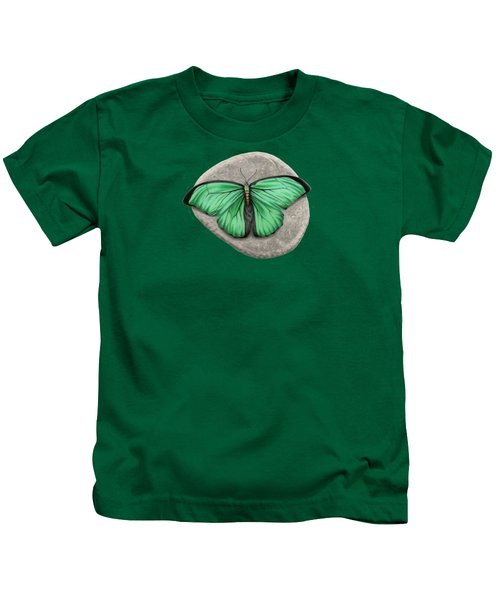 Mito Awareness Butterfly- A Symbol Of Hope Kids T-Shirt