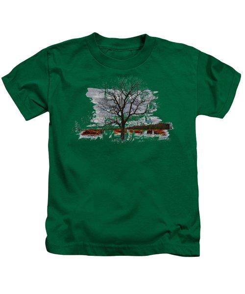 On To Beginnings Kids T-Shirt