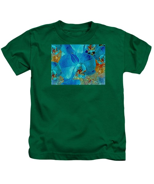 Orchid Reverie 10 Kids T-Shirt