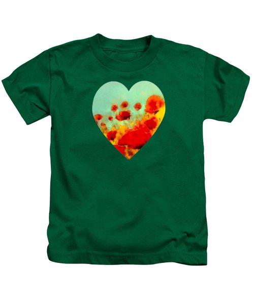 Poppy Time Kids T-Shirt