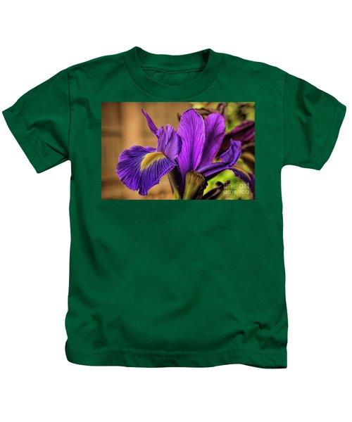 Purple People Eater Kids T-Shirt