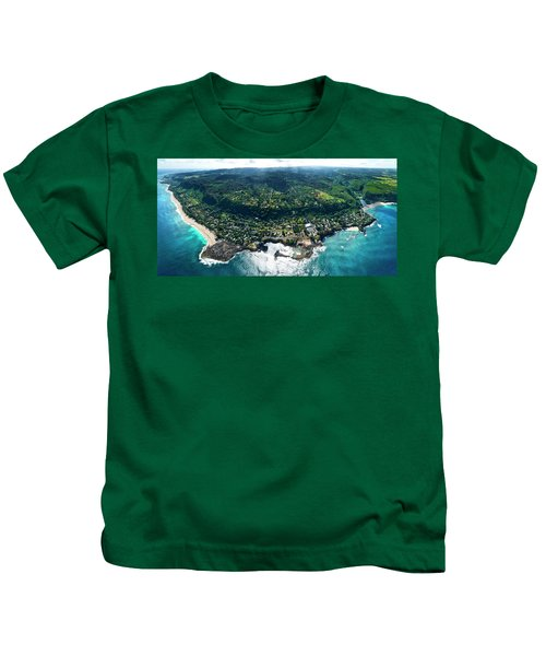 Sharks Cove - North Shore Kids T-Shirt