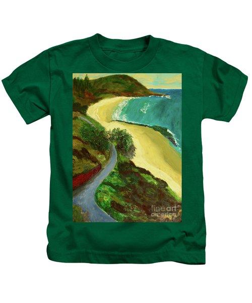 Shelly Beach Kids T-Shirt