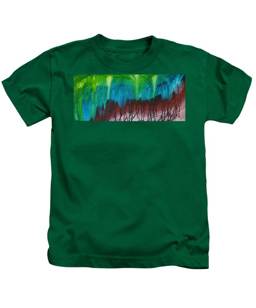 What Should I Call This Painting?  Kids T-Shirt