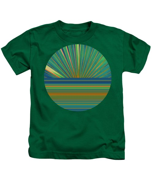 Sunburst Kids T-Shirt