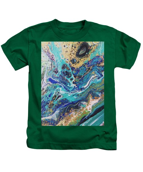The Deep Blue Sea Kids T-Shirt