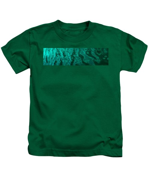 The Emerald Wave Kids T-Shirt