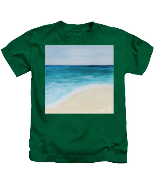 tide Coming In Kids T-Shirt
