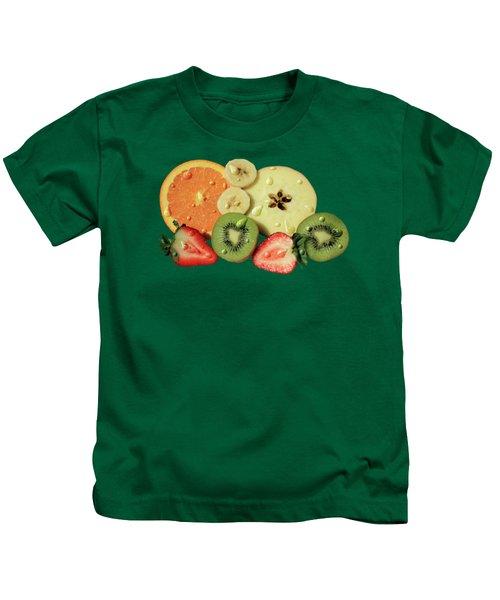 Wet Fruit Kids T-Shirt