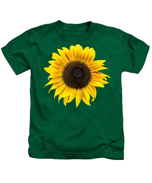 Wild Sunflower Kids T-Shirt