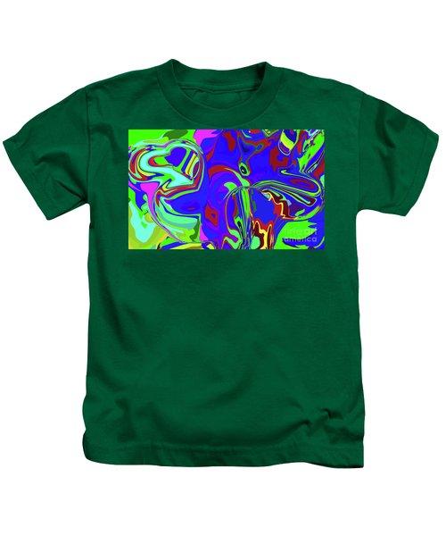 3-12-2009zabcdefg Kids T-Shirt